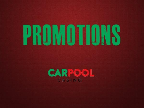 Promo Carpool